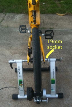Stealth F-37 workstand image